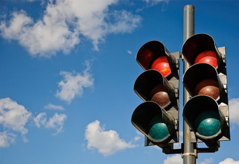 The death of the traffic light
