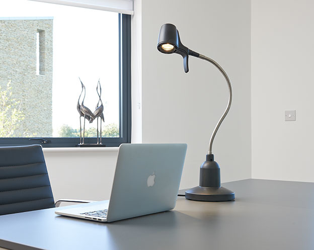 High Definition Table Reading Light - Desk Area