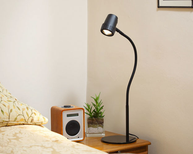 Alex Table Reading Light - Bedside Radio