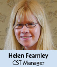 Helen Fearnley - CST Manager
