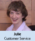 Julie - Customer Service