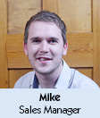 Mike - Sales Manager