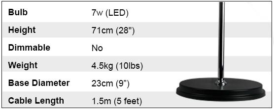 Winston Technical Details