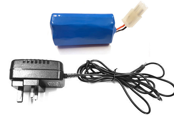 Rechargeable Light Plug & Battery Pack