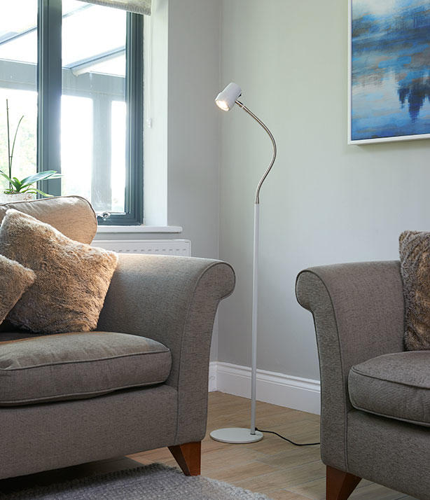 In your lounge serious readers home of the worlds best reading lights
