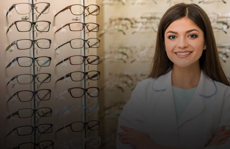 Recommended by Opticians